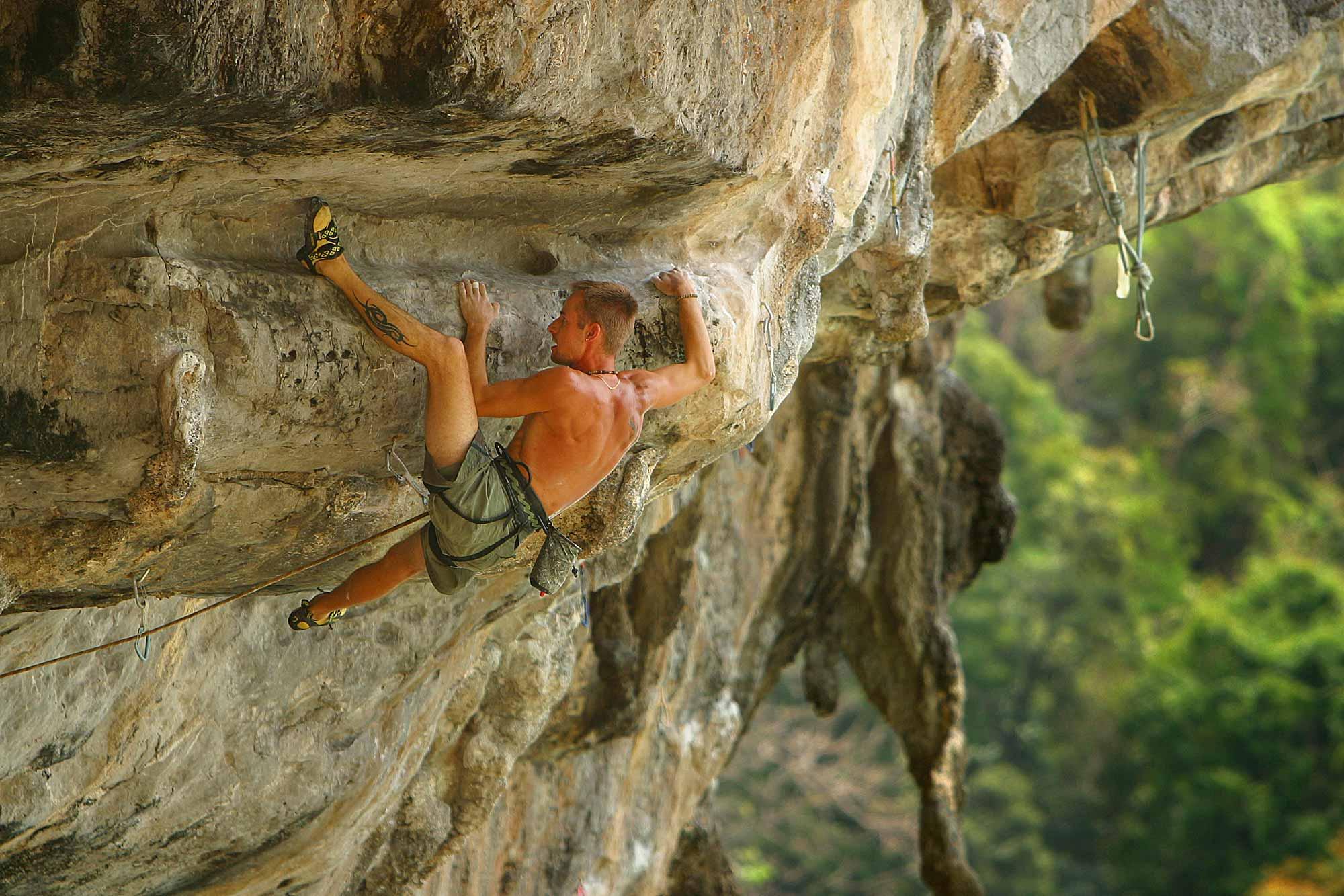 rock climbing photography nathan welton photo