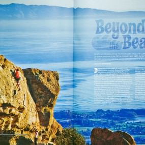 Climb | Santa Barbara feature story published in Britain